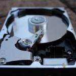 Tipične okvare trdih diskov