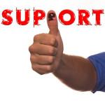 Spletno gostovanje in podpora uporabnikom